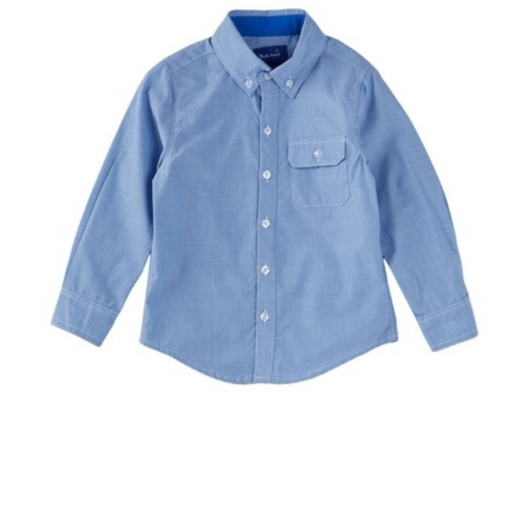 Other - Boys 4t Chambray Button down shirt
